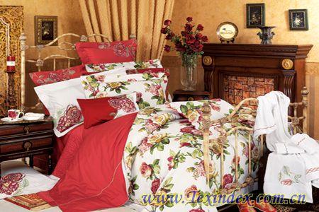 床上用品-蔷薇私语