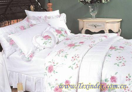 堂皇家纺床上用品产品图片展示
