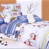 宝缦家纺雪季童话产品图片展示