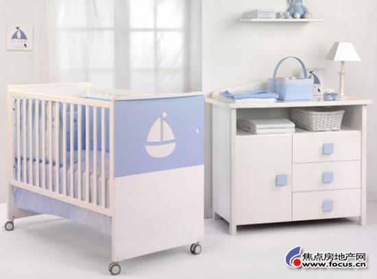 班牙时尚儿童房家具设计
