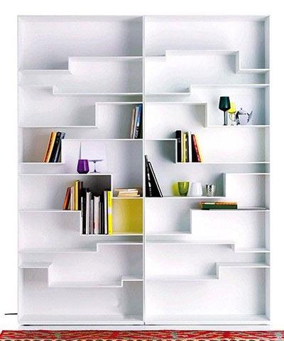 个性创意书架 时尚书房图片