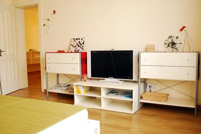 看复式小楼的简单装修(十八) - 时尚家居 - 中华家纺网