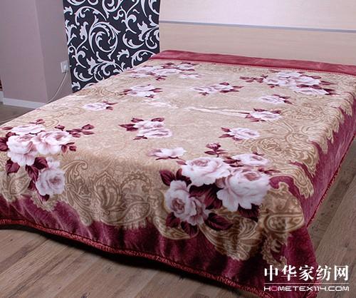 毛毯X914(红)