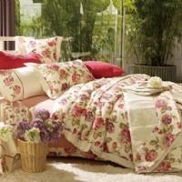 紫罗兰家纺浪漫花园产品图片展示