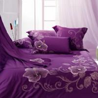 紫罗兰家纺爱恋(紫)产品图片展示