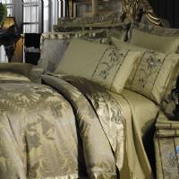 蓝丝羽家纺罗马皇宫十件套产品图片展示
