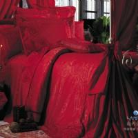 蓝丝羽家纺玫瑰佳人八件套产品图片展示