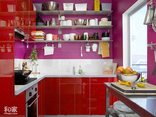 小空间小厨房大美味