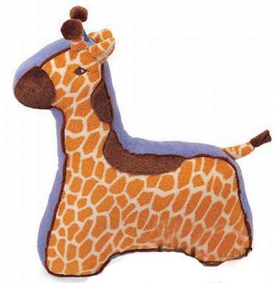 韩国动物造型布艺抱枕(二)
