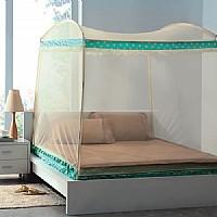 艾莱依家纺慕馨园蚊帐产品图片展示