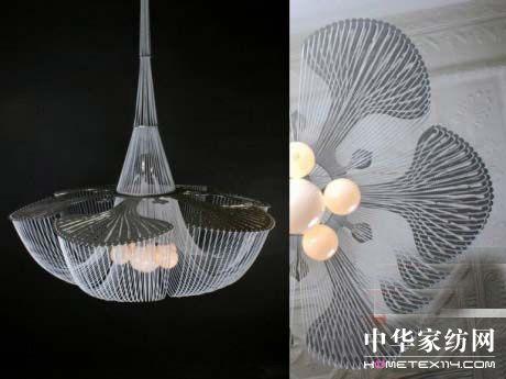 让你领略创意浪漫吊灯设计图片