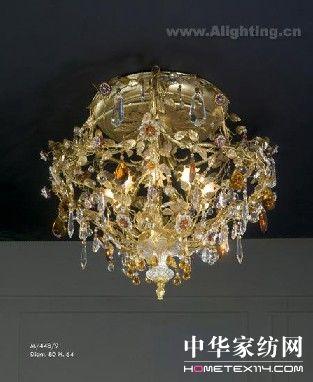 欧式古典吊灯 经典贵族风情