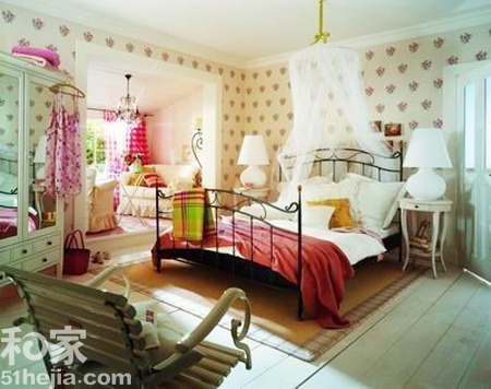 时尚唯美卧室惊艳登场