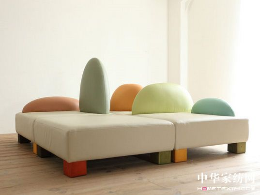 日本的创意儿童家具