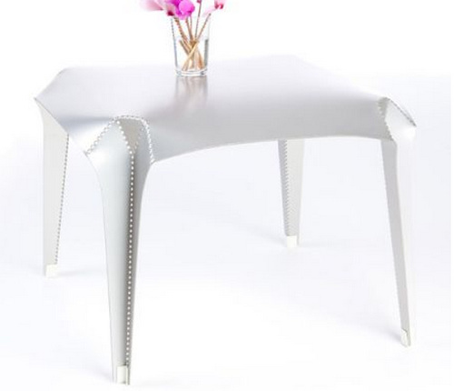 创意折纸桌椅 给我来一本