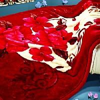 黛富妮家纺金百莉毛毯产品图片展示