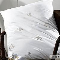 孚日家纺舒馨羊毛枕产品图片展示