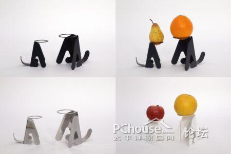 创意小小宠物水果托盘