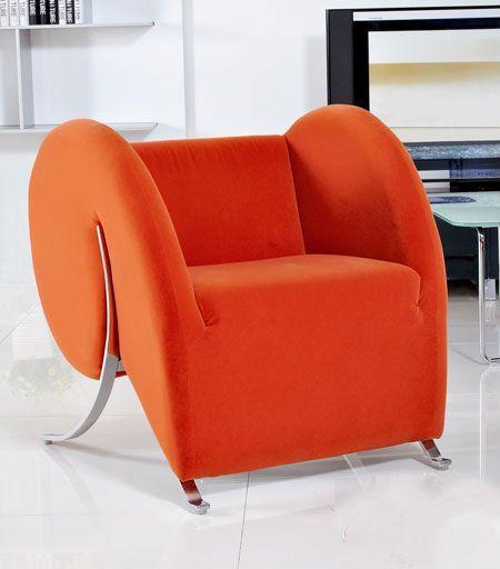 超级可爱的布艺沙发