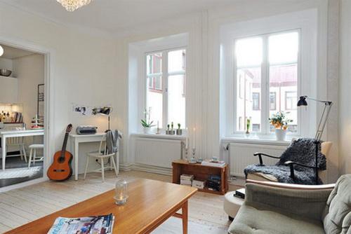 单身女性40平公寓经典装修