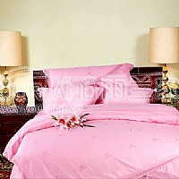 雨兰家纺粉红佳人产品图片展示