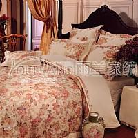 雨兰家纺花沁溢彩产品图片展示