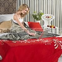 多喜爱家纺贝尔提花毛毯产品图片展示