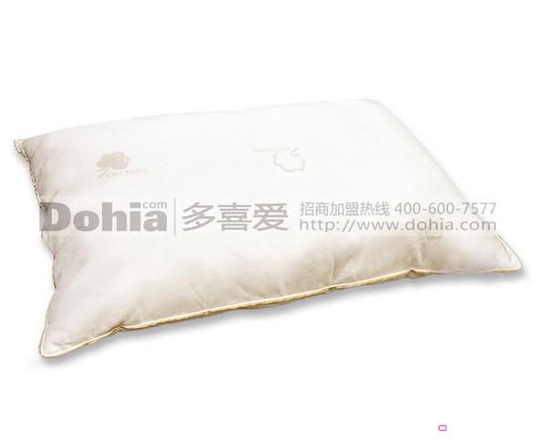 雪绒棉花枕