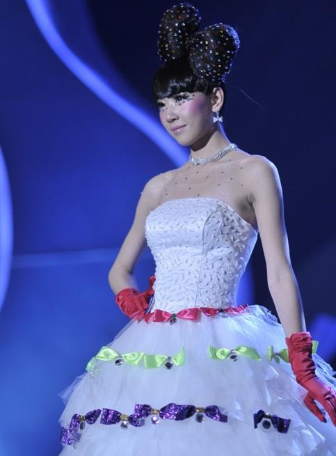 本周六晚艾莱依《时尚中国》等你好看
