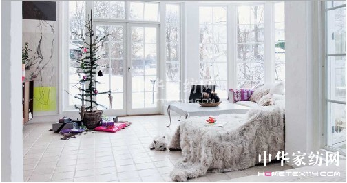 ninakudsk是丹麦的一位室内设计师,而家也是她自己最得意的作品