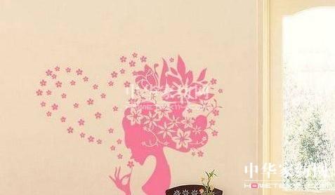 一定萌翻你 家居装饰创意墙贴图片