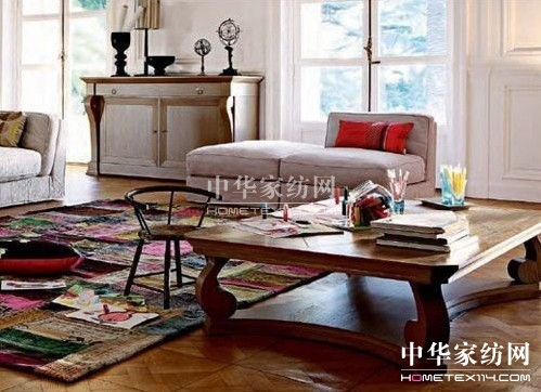 创意茶几尽显风尚色彩 点亮室内装饰心情