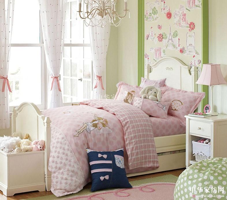 女童欧式房间装修效果图