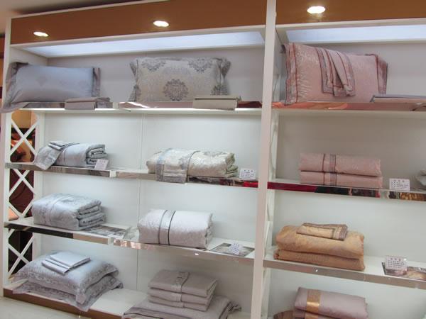 阿芙萝家纺店铺形象展示