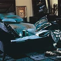 莎鲨家纺多彩系列产品图片展示