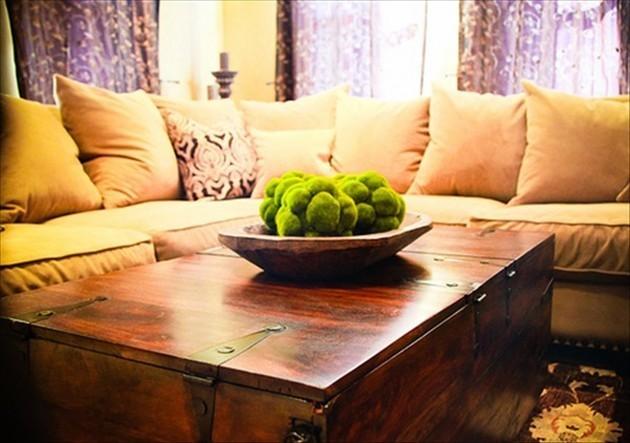 欧式家装 实木大理石家具高贵奢华风(上)