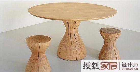 而在木制家具设计界,全世界首推丹麦设计最为经典