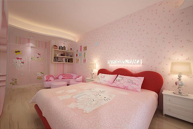 客厅造地台 卧室书房休闲三合一