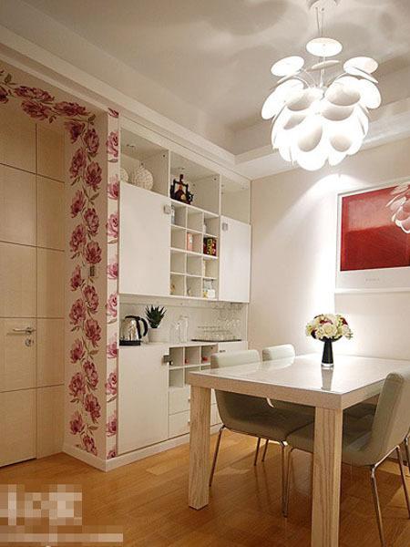 三室兩廳【裝修】:三室兩廳裝修 110平米裝修 現代簡約風格裝修 溫馨