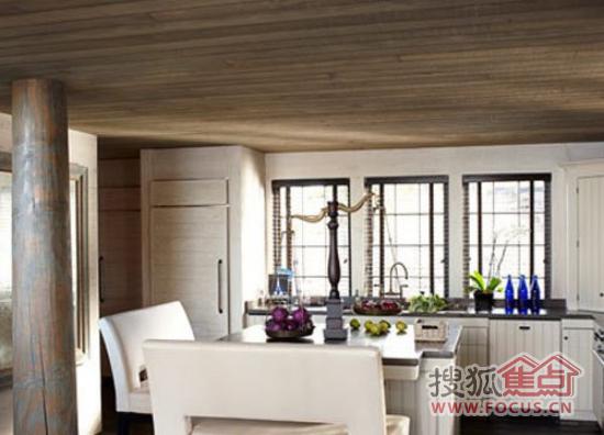 无限利用空间小户型厨房收纳设计