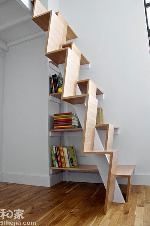 完美一跃 12个loft楼梯创意设计