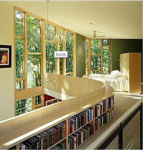 10款书架设计给家多点书香气息