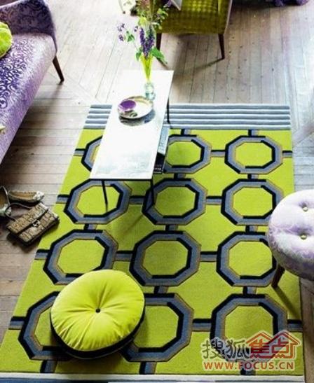 8条欧式风格地毯欣赏