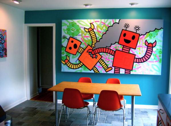 设计 餐厅/秀色可餐39款个性特色饭厅设计