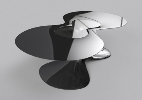 华荣v风格风格质感的未来家具家具敏前卫金属(深圳)有限公司图片