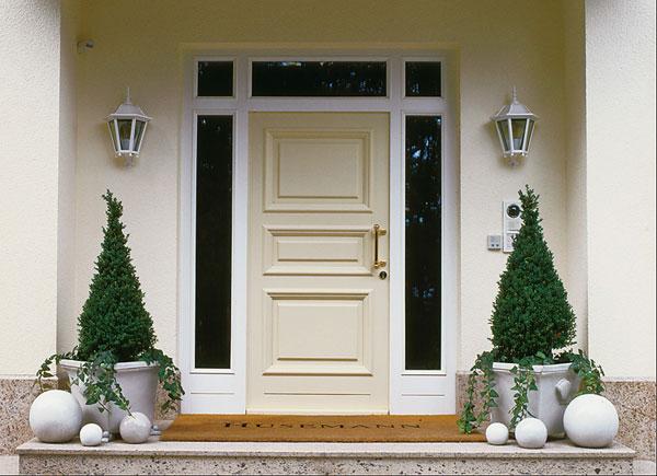 大门常打开 30款创意门前设计(3)