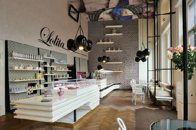 洛丽塔咖啡馆设计 - 时尚家居 - 中华家纺网