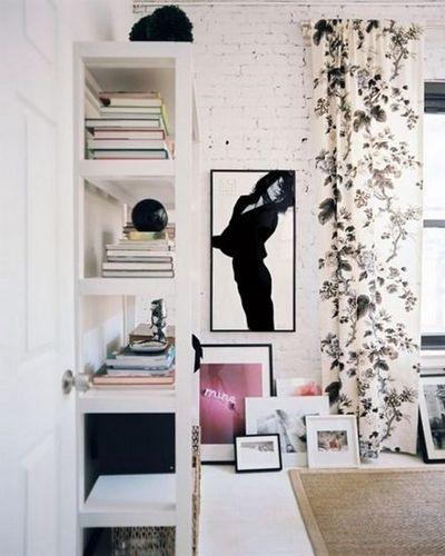 14种创意墙面装饰设计欣赏_中华家纺网