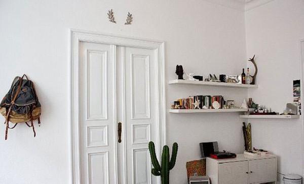 46款清新风格室内设计欣赏 1