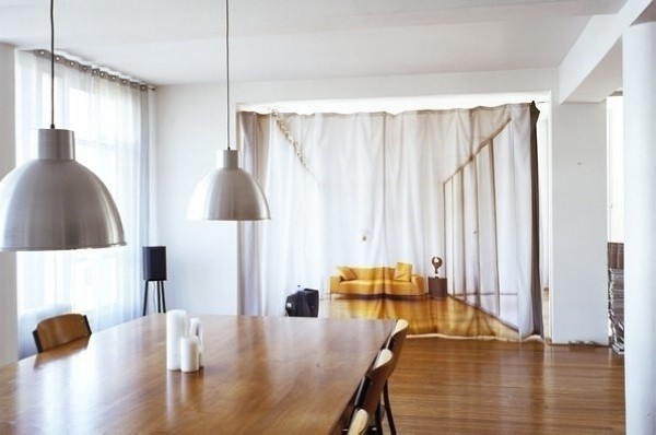 46款清新风格室内设计欣赏 3